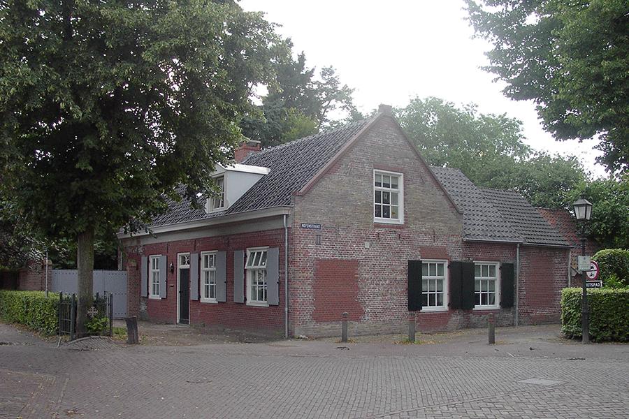 Huys en Hoff Aen Den Haspel na de verbouwing van 2002-2003.