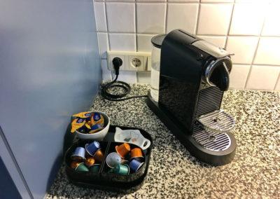 Nespresso koffiezetapparaat